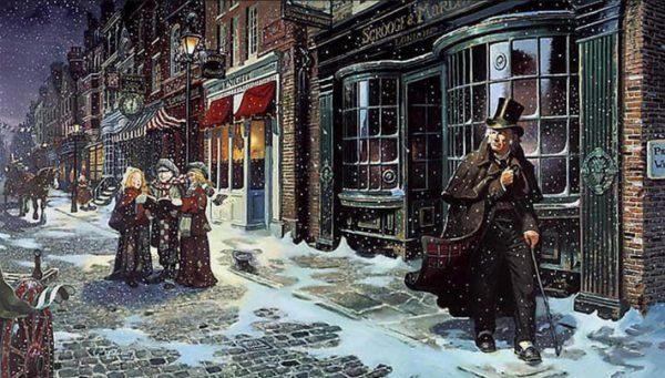 Karol Dickens jest bez wątpienia jednym z najbardziej znanych angielskich pisarzy