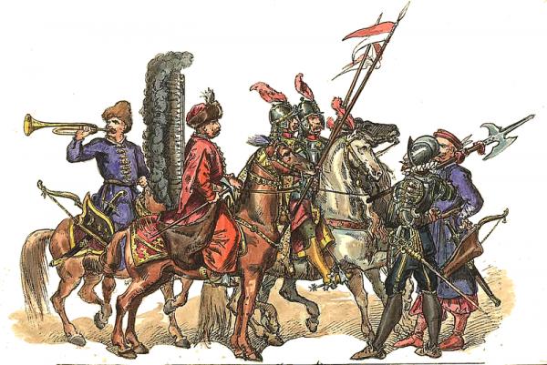 Żołnierze polscy 1588 1632