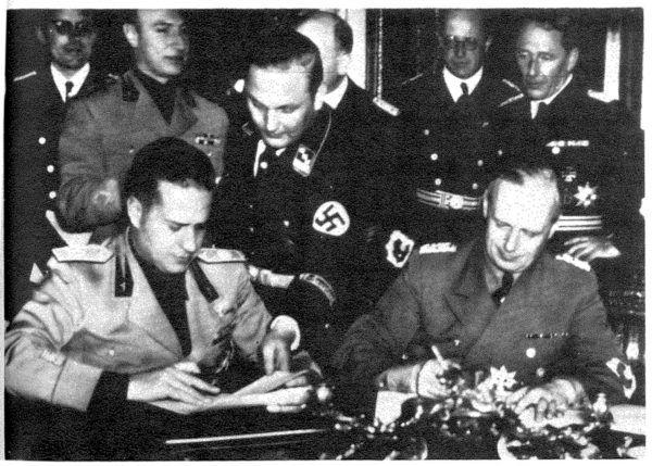 Ciano i Ribbentrop