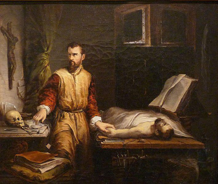 Ambroise Paré proponował leczenie kiły za pomocą rtęci
