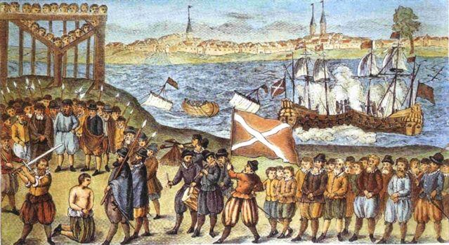 Egzekucja Braci Witalijskich w 1401 r