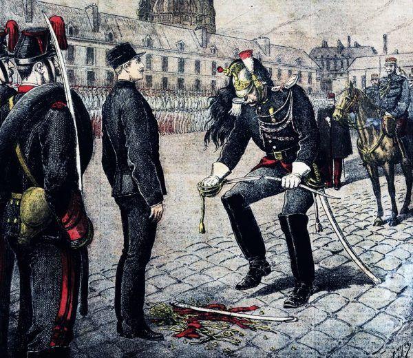 W obronie Dreyfusa stanął sam Emil Zola