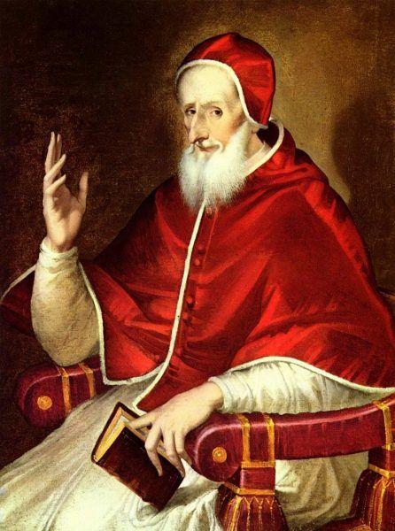 Pius V próbował wyrzucić wszystkie prostytutki z Rzymu