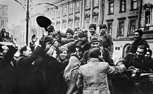 18/19 stycznia 1945 roku, Kraków