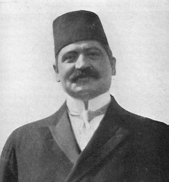 Mehmet Talat Pasha