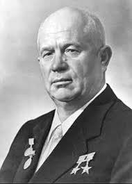 Nikita Chruszczow zgodził się wycofać arsenał atomowy z Kuby