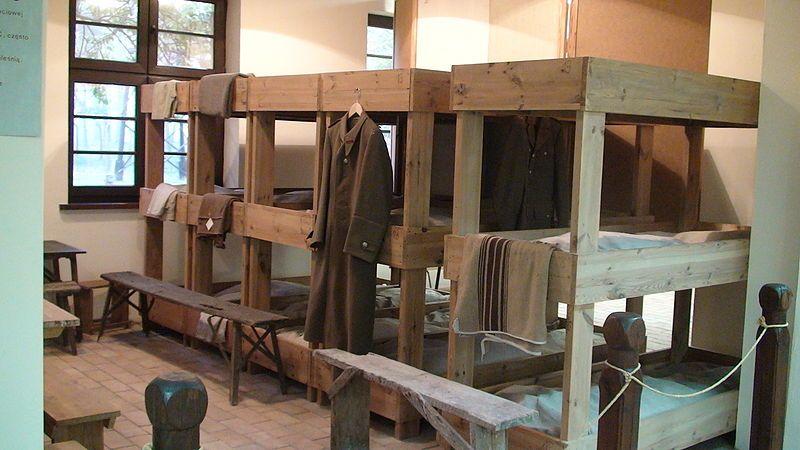 Niewielu zdaje sobie sprawę, ze w obozie Oflag II C więźniowie uzupełniali swoje wykształcenie