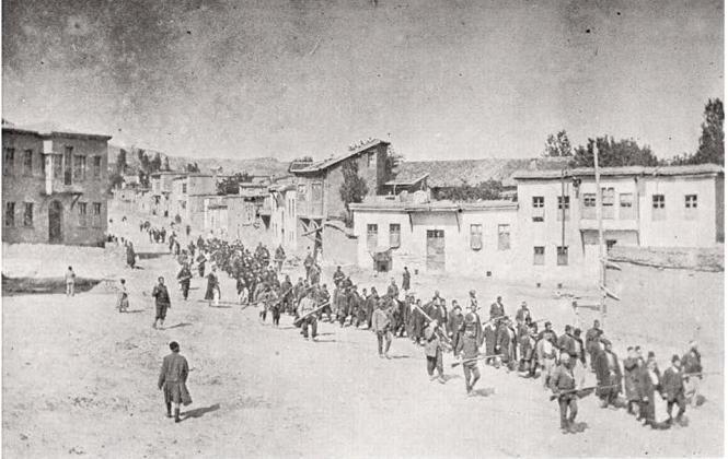 W latach 1915–1917 w Turcji zamordowano ok. 1,5 mln Ormian
