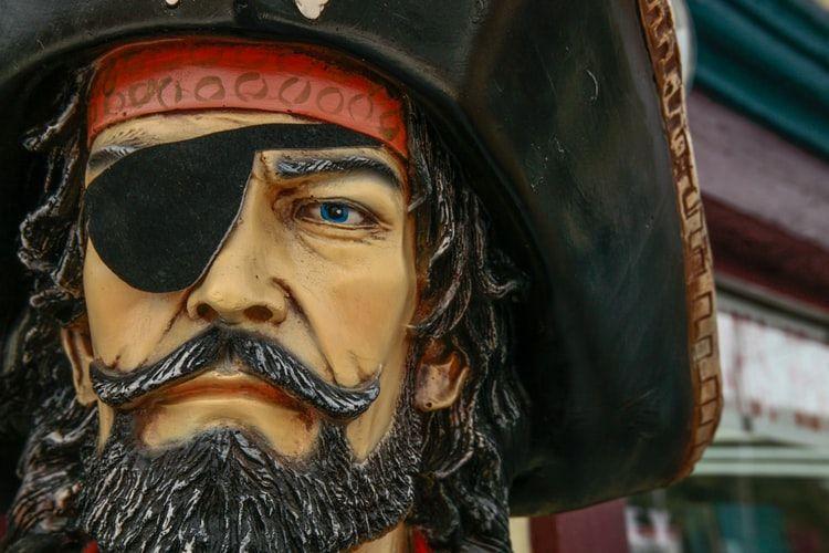 Mało kto pamięta, że na Bałtyku również grasowali piraci!