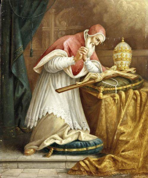 Nawet papieżowi Piusowi V ostatecznie nie udało się wygnać prostytutek z Rzymu