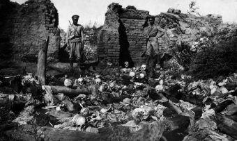 Rzeź Ormian to pierwsze nowożytne ludobójstwo