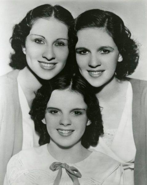 The Gumm Sisters (ok. 1934–1935)