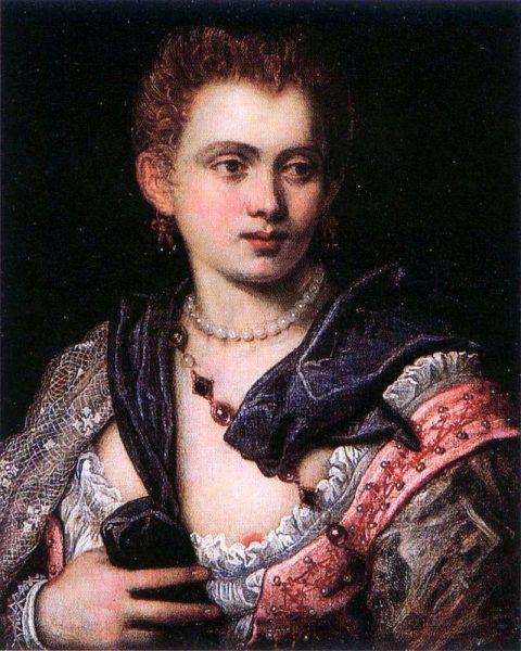 Veronica Franco to jedna z najsłynniejszych włoskich kurtyzan