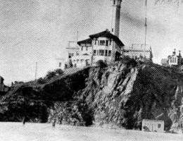Alcatraz do dziś rozpala wyobraźnię za sprawą licznych odniesień w kinematografii