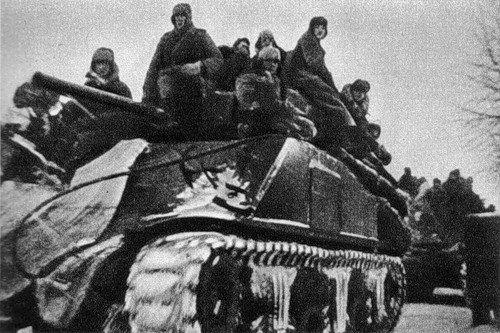 Armia Czerwona 1945