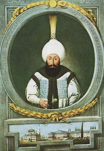 Dowódca sił osmańskich Abdülhamid I