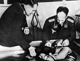 W czasie II wojny światowej Niemcy przeprowadzali okrutne eksperymenty medyczne