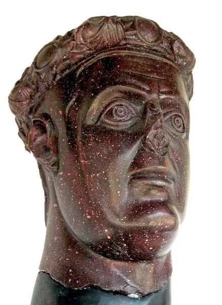 Galeriusz zasłynął w Rzymie z prześladowania chrześcijan
