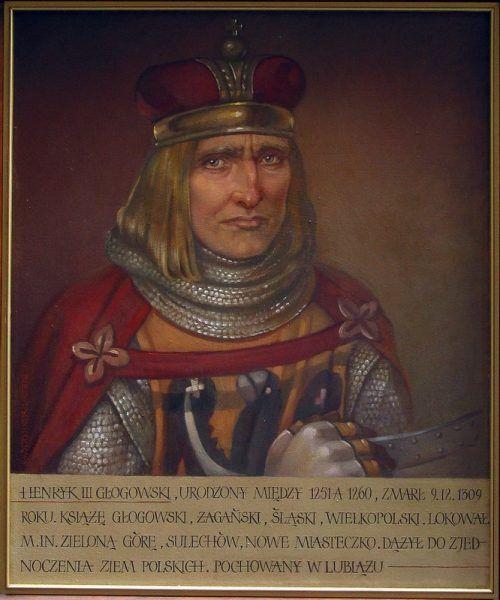 Henryk III Głogowski