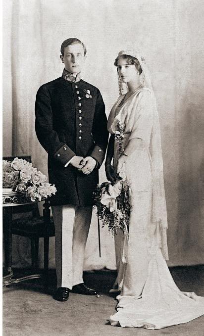 Irina i Feliks Jusupow