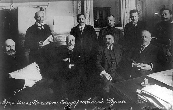 Komitet Tymczasowy Dumy
