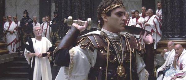 Kommodus nienawidził senatu