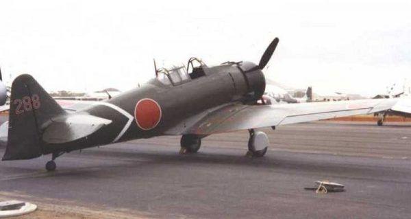 Mitsubishi A6M5 Reisen – myśliwiec japoński często kojarzony z kamikaze