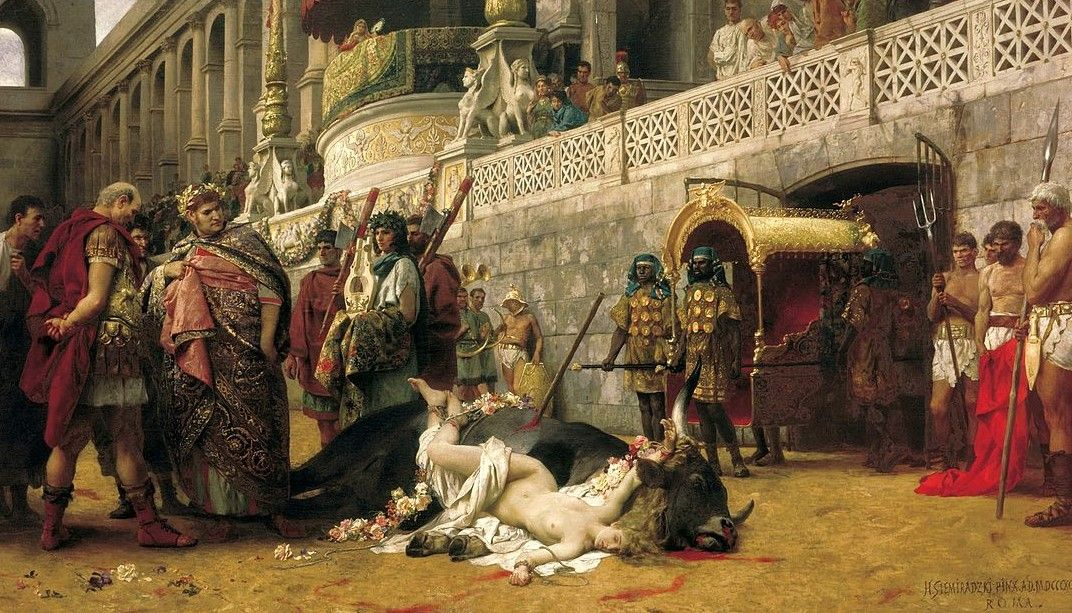 Prześladowania chrześcijan w Rzymie trwały kilkadziesiąt lat