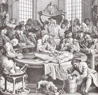 Jak w nowożytnej Anglii pozyskiwano zwłoki do badań?