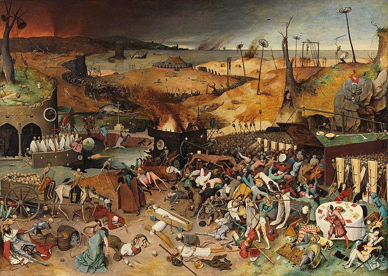 Śmierć stanowiła element codzienności średniowiecznej rodziny