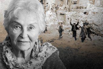 Anna Herbich zebrała w swojej książce wspomnienia kobiet, które przetrwały największe ludobójstwo w dziejach świata