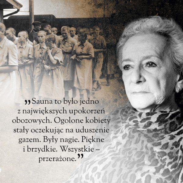 Anna Herbich jest autorką książki Dziewczyny ocalałe, która właśnie ukazała się na rynku