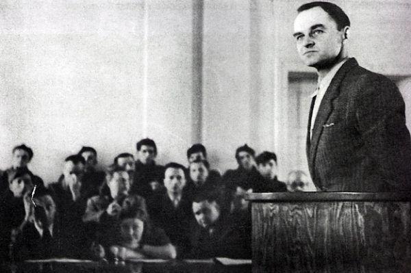 W mokotowskiej katowni zamordowano m.in. rtm. Witolda Pileckiego