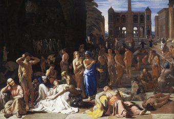 Jaki wpływ miały zarazy na życie starożytnych?