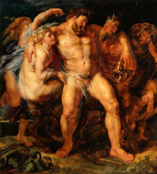 Herkules był bogiem, którego można było bardzo łatwo zaspokoić