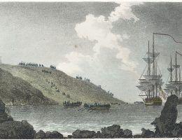 Desant pod Fishguard to jedyna znana operacja wojsk francuskich w ramach wojny z I koalicją na terenie Wielkiej Brytanii