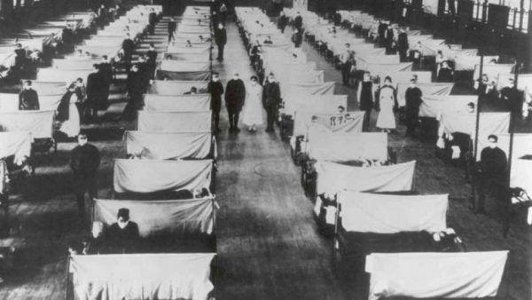 Hiszpanka zebrała bardziej krwawe żniwo niż I wojna światowa