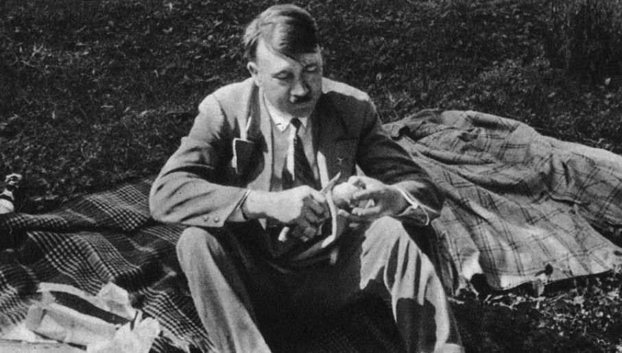 Adolf Hitler był bardzo wybredny w kwestii swojej diety