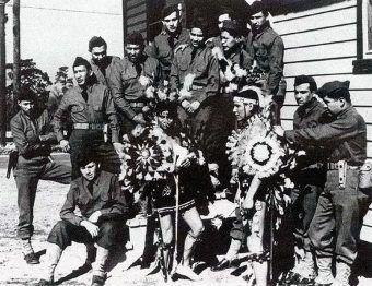 W armii amerykańskiej w czasie I i II wojny światowej pracowali indiańscy szyfranci