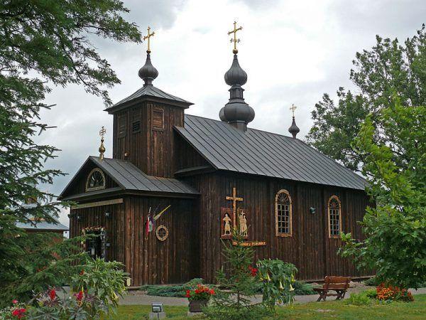 Kościół unicki p.w. św. Nicefora