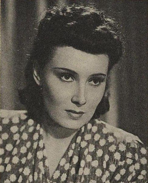Lidia Baarova – czeska aktorka i kochanka Josepha Goebbelsa