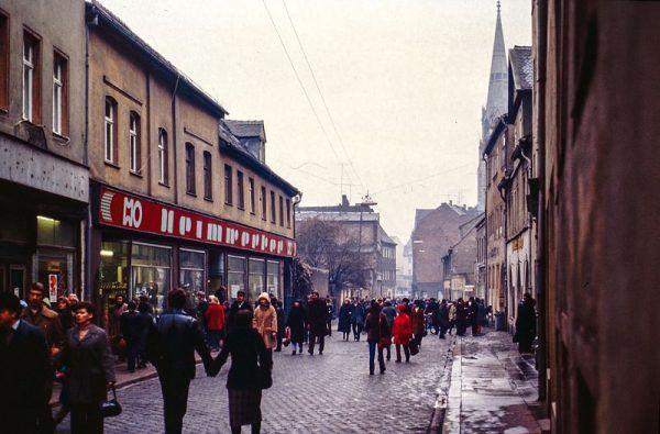 Wielu Polaków marzyło o wyjeździe do NRD