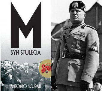 Mussolini okładka
