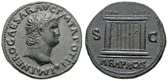 Neron zapisał się w historii jako cesarz okrutnik