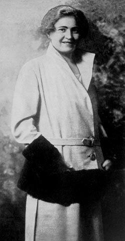 Rachela Guidi urodziła Mussoliniemu piątkę dzieci