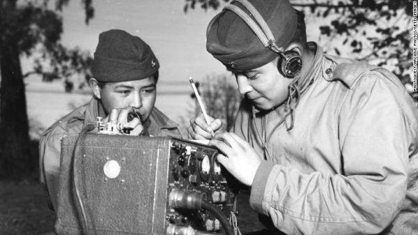 Indiańscy szyfranci wpłynęli na losy II wojny światowej