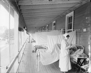 Chorych przez długi czas nie izolowano