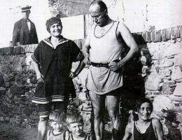 Mussolini był okrutnikiem i seksoholikiem