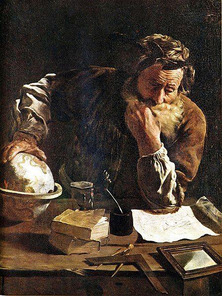 Archimedes był również wynalazcą