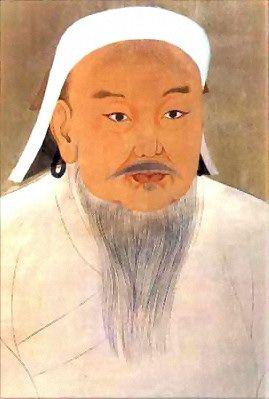 Czyngis chan był założycielem imperium mongolskiego